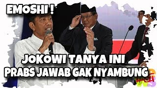 Video Debat Ke-5: Jakowi Tanya ini, Prabowo Hancur Tak Nyambung, Em05i MP3, 3GP, MP4, WEBM, AVI, FLV April 2019