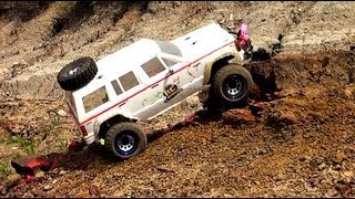 RC ADVENTURES - TTC 2012 - Eps 4 - HiLL CLiMB - Scale 4x4 Truck Challenge - Rude Boyz RC