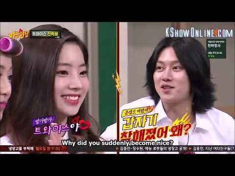 Jyp Nation Members On Knowing Brother