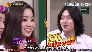 Video JYP nation members on Knowing brother MP3, 3GP, MP4, WEBM, AVI, FLV April 2019