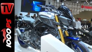 4. Yamaha MT-10 SP 2017 - News, Specs