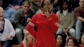 Steve Urkel playing basketball Video