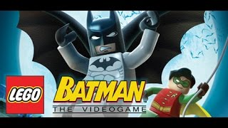 Lego Batman The Video Game Walkthrough /W Geekmeister [PS3] [100%] The Riddler Makes A Withdrawal
