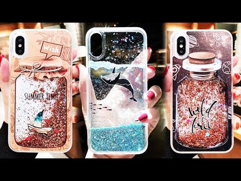 24 Awesome DIY Phone Case Ideas To Make | Phone DIY Projects Easy - LUXURY PHONE CASE