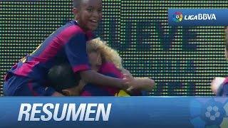 Download Video Resumen de FC Barcelona (5-2) Sevilla FC MP3 3GP MP4