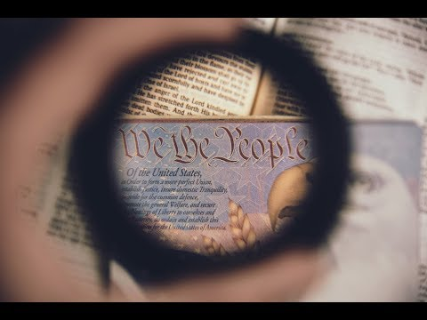 KTF News - Suspended Constitution: Today, the American Government Does Whatever it Wants