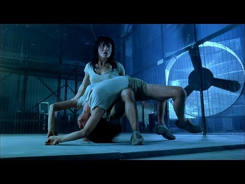 Maggie Q - Fight Scene - Elimination Death Match - Naked Weapon