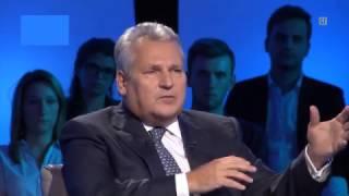 Skecz, kabaret = Kabaret Czwarta Fala - Aleksander Kwaśniewski i domówki
