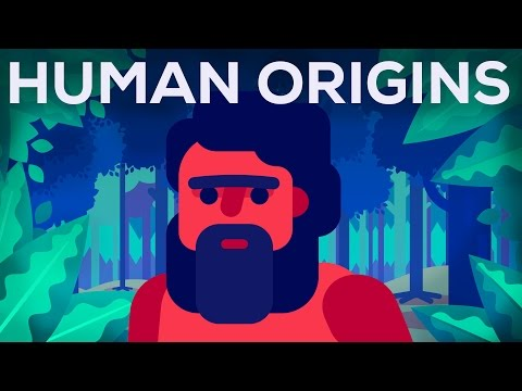 What Happened Before History? Human Origins (видео)