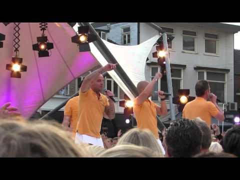 TROS - Tros Muziekfeest op het Plein in Apeldoorn op 03-06-2014.