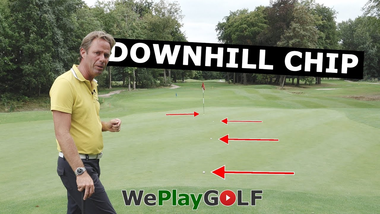 How to prepare a DOWNHILL CHIP