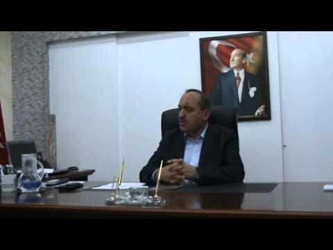Belediye Başkanımızın Hizmette 1. yıl konulu röportajı