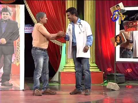 Jabardasth - ????????? -  Rocket Raghava Performance on 17th July 2014 18 July 2014 08 AM