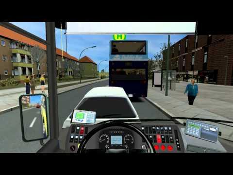 Omsi The Bus Simulator Dublin Bus Route 11 2013