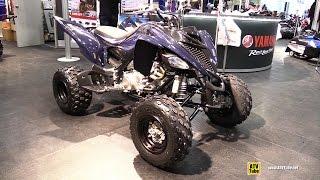 5. 2014 Yamaha Raptor 700R Special Edition - Walkaround - 2014 Toronto ATV Show