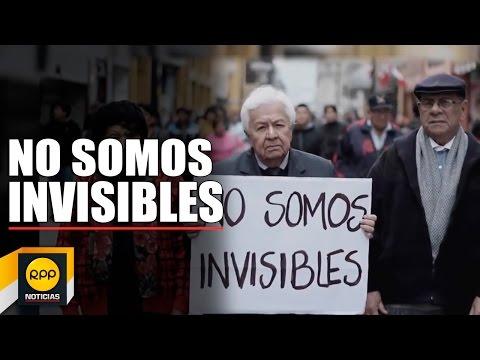 Conoce la campaña 'No somos invisibles' que defiende al adulto mayor