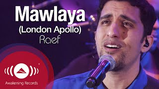 Video Raef - Mawlaya | Awakening Live At The London Apollo MP3, 3GP, MP4, WEBM, AVI, FLV Februari 2019