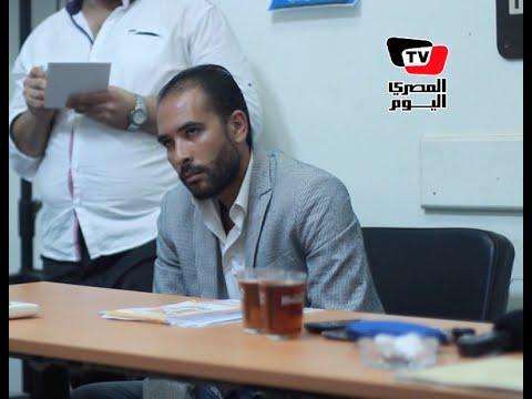 مالك عدلي في تكريم «المصري الديمقراطي»: مش قادر أحتفل ومحمود السقا لسه في السجن