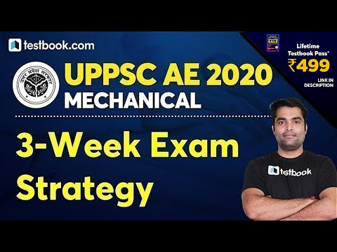 UPPSC AE Mechanical Syllabus 2020 | Preparation Strategy & Important Topics | Tips by Dhiraj Sir