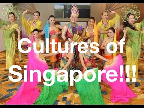 ★ SINGAPORE CULTURAL SHOW CONVENTION OPENING @Marina Bay Sands Singapore 2013 ★