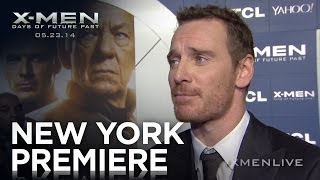 X-Men: Days of Future Past | New York Premiere Highlights