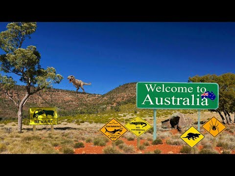 Cryptids of Australia pt:1