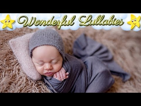 Super Relaxing Baby Lullabies Collection ♥ 1 Hour Best Calming Bedtime Music For Kids ♫ Sweet Dreams