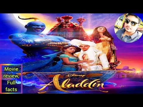 Aladdin 2019   Full Facts, Review & all Details   Naomi Scott, Will Smith, Mena Massoud