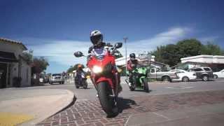 10. 2013 Beginner Sportbike Shootout part 2: Kawasaki Ninja 300 vs. Honda CBR500R vs. Kawasaki Ninja 650