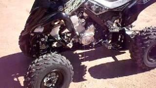 2. 2011 Raptor 700r SE