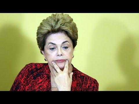 Βραζιλία: Στα χέρια της Γερουσίας η τύχη της Ντίλμα Ρούσεφ