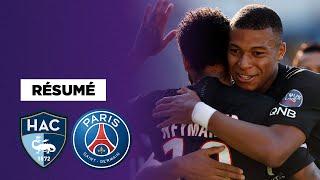 Paris vs Le Havre : retour sur tous les buts