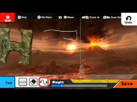 Super Smash Brothers for Wii U: 60 Minute Showcase (60 FPS)