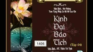 23/40, Pháp hội: Bồ Tát Kiến Thiệt (tt) (HQ) | Kinh Đại Bảo Tích tập 04