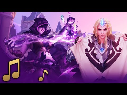 Paladins Song - Magistrate Army feat. Tiana Camacho