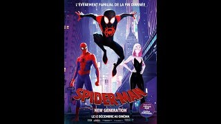 Spider-Man : New Generation en DVD, Blu-ray et 4K ultra HD le 6 mai 2019