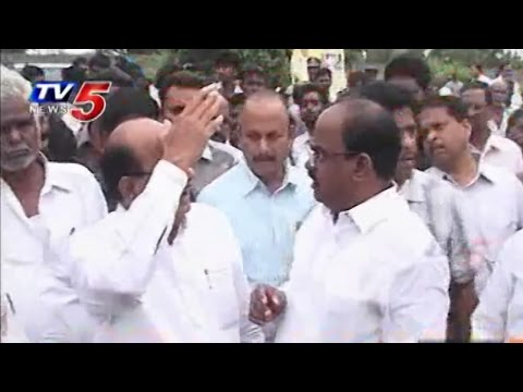 MLAs Fight | Gorantla Vs Satyanarayana at Rajahmundry : TV5 News