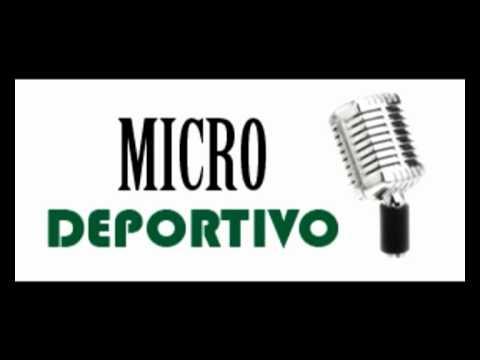Microdeportivo: Blas Arroniz