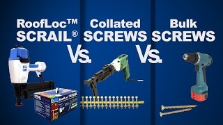 RoofLoc® SCRAIL® - The Metal Roofing System Comparison (US)