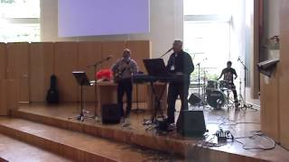 May 14, 2015 Praise & Worship Philip, Bibo @RiseUp Now 2015