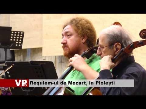 Requiem-ul de Mozart, la Ploiești