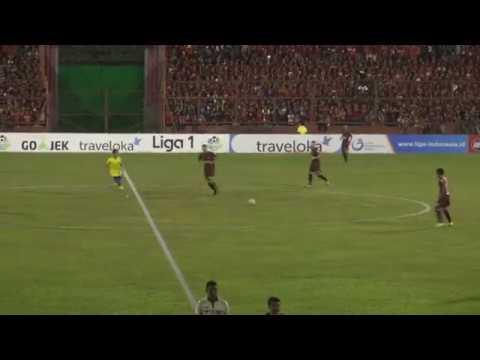 Video: Cuplikan Gol PSM Makassar vs Persegres Gresik