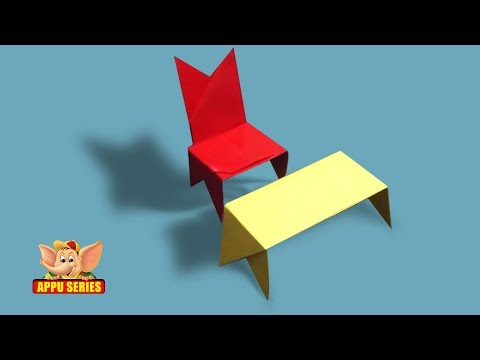 Furniture Tutorial - 026 -- Chair
