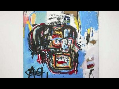 Sotheby's CEO talks record-breaking $110.5M Basquiat sale