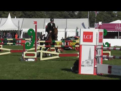 SJ Osberton CIC* National 6YO Championships October 2018