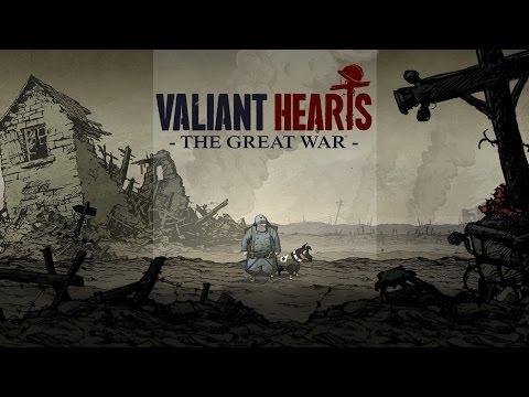 Прохождение Valiant Hearts: The Great War # 3