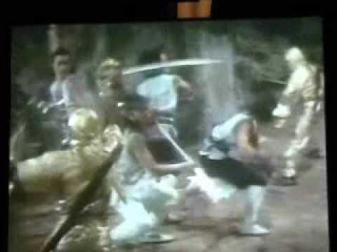Chinese Super Ninjas, Gold Element Fight.wmv