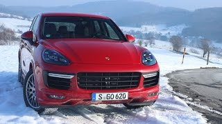 ' 2016 PORSCHE Cayenne GTS (92A) ' Test Drive & Review - TheGetawayer by The Getawayer