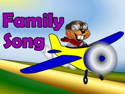 The Family Song (Beavers)