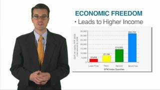Economic Freedom and a Better Life Video Thumbnail